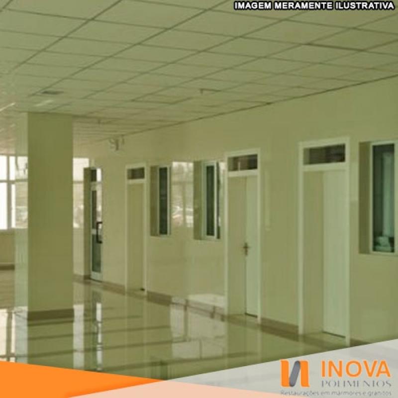 Cristalização de Piso de Mármore para área Externa Valor Jardim Namba - Cristalização de Piso de Mármore para Garagem