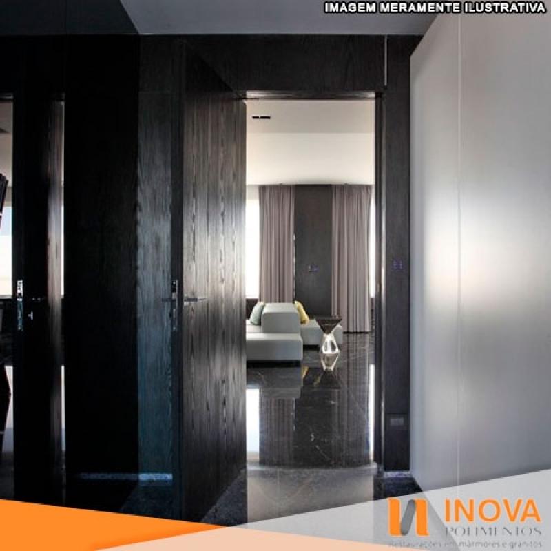 Hidrofugação de Pisos de Mármore em Apartamento Bairro do Limão - Hidrofugação de Piso de Mármore para Banheiro