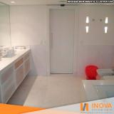 cristalização de piso de mármore para banheiro valor Jardim Helian