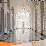 hidrofugação de piso de mármore para área externa preço Freguesia do Ó