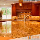 impermeabilização de mármore de pia de cozinha