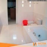levigamento de pisos de mármore branco Moema