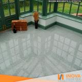 limpeza de piso de granilite