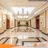 limpeza de piso mármore claro valor Vila Endres