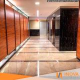 limpeza e tratamento de pisos