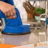 limpeza granito cozinha