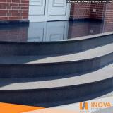orçamento para limpeza escadas granito Ponte Rasa