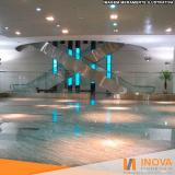 polimento de piso de mármore valor Vila Dila