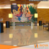 polimento de piso mármore 50x50 preço Campo Belo