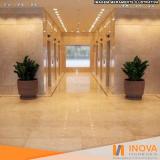 polimento de piso mármore claro valor Vila Prudente