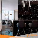 polimento de piso mármore escuro valor Vila Endres