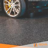 polimento piso granilite