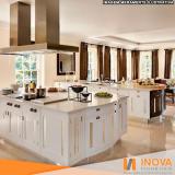processo de hidrofugação de piso de mármore cozinha Aclimação