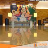 quanto custa restauração de piso de mármore Parque São Rafael
