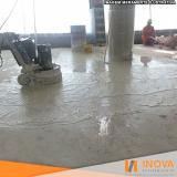 restauração de piso de mármore para garagem