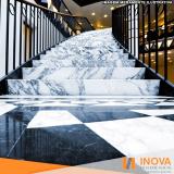 restauração piso granilite