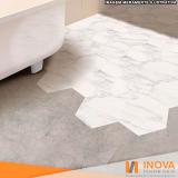 serviço de restauração de piso mármore 40x40 Vila Endres