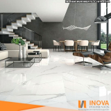 serviço de restauração de piso mármore claro Vila Andrade