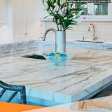 serviço de vitrificação de mármore de pia de cozinha Jardim Everest