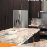 vitrificação de mármore de pia de cozinha Vila Romana